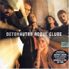 CD Detonautas - Detonautas Roque Clube