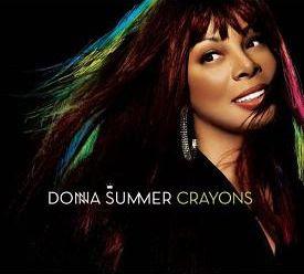 CD Donna Summer - 2008 - Crayons