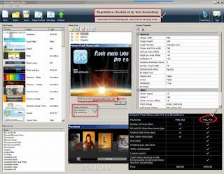 Flash Menu Labs Vs. 2.04 Pro + Crack