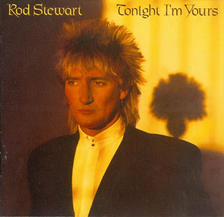 CD Rod Stewart - 1981 - Tonight I'm Yours