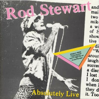 CD Rod Stewart - 1982 - Absolutely Live