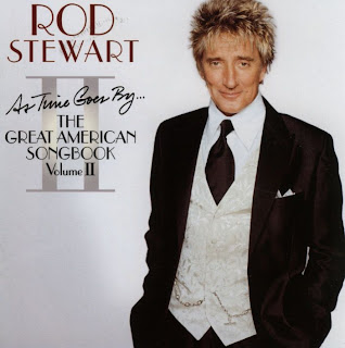 CD Rod Stewart - 2002 - The Great American Songbook - Vol. 2 - As Time Goes By