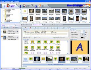 Photo DVD Maker Professional Vs. 7.97 + Serial