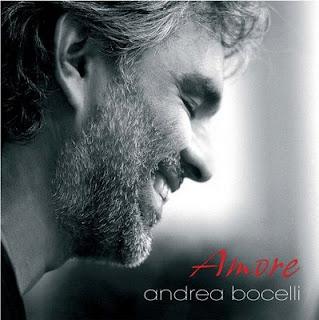 CD Andrea Bocelli - Amore