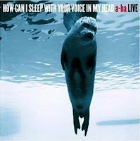 CD A-Ha - 2003 - How Can I Sleep With Your Voice In My Head - Live - Album Duplo