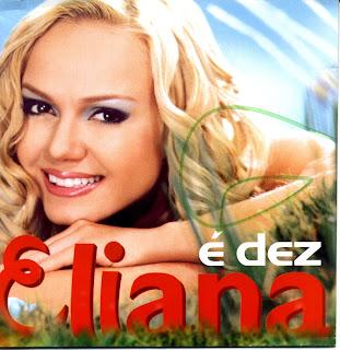 CD É Dez Eliana - Infantil
