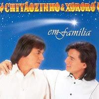 CD Chitãozinho e Xororó Em Familia