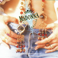 CD Madonna - 1989 - Like a Prayer