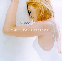 CD Madonna - 1995 - Something To Remember