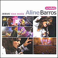 CD Aline Barros Jesus Vida Verão - Ao Vivo