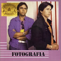 CD Chitãozinho & Xororó - Fotografia - 1985