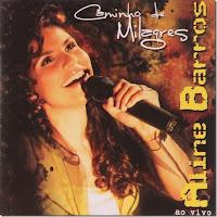 CD Caminho de milagres - Aline Barros