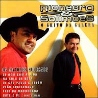 CD Rionegro & Solimões -O Grito da Galera