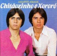 CD Chitãozinho & Xororó - Amante Amada 1981