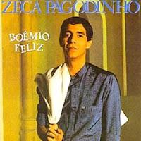 CD Zeca Pagodinho - Boêmio feliz