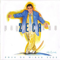 CD Zeca Pagodinho - Água Da Minha Sede