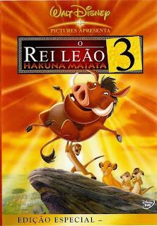 Filme O Rei Leão 3 – Hakuna Matata