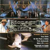 CD Rionegro & Solimões - Bate O Pé  (Ao Vivo)