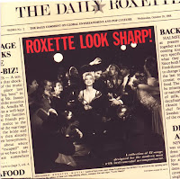 CD Roxette - Look Sharp! 1998