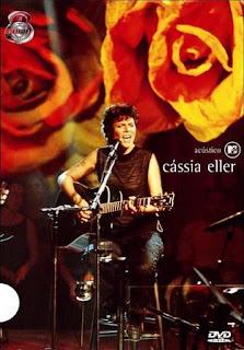 DVD Cássia Eller - Acústico MTV