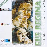 CD Elis Regina No Fino da Bossa Volume 1