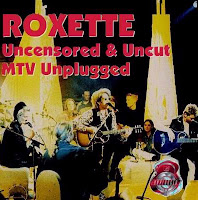 CD Roxette MTV Unplugged 1993