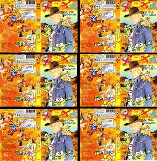 DVD Xuxa - Só para Baixinhos 3