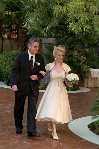 6b409a222b6 A Jersey Hootenanny Wedding  Whirling Turban custom wedding dresses