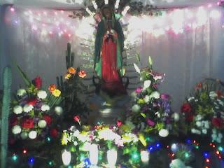Arte En Tus Manos Virgen De Guadalupe