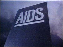 Aids tombstone