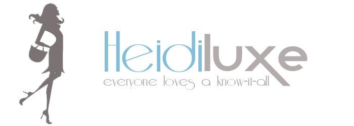 heidiluxe or whatever