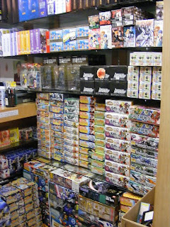 Gundam Model Kits: Model Shop (Bangkok, Thailand)