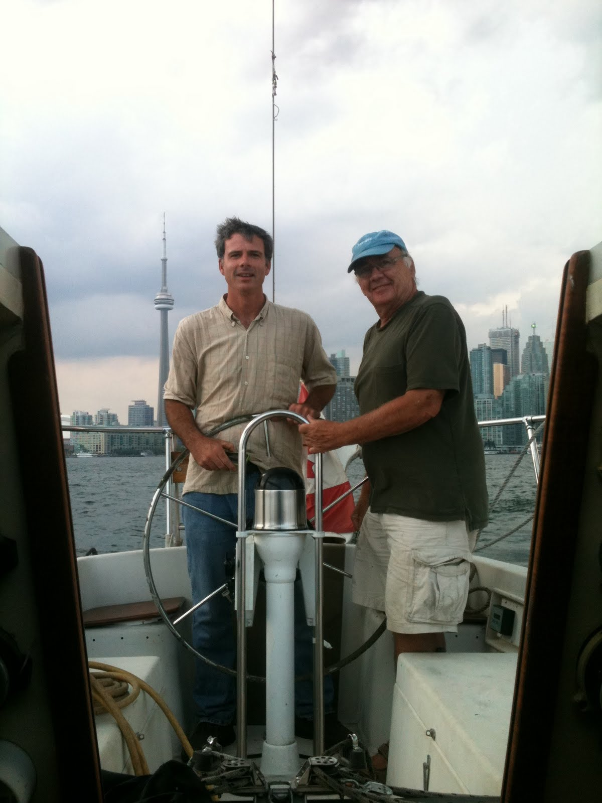 selector switch wiring this old boat lake ontario wiring harness mix sun challenge electric conversion of [ 1200 x 1600 Pixel ]