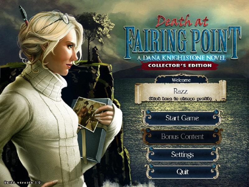 Death at Fairing Point - Boomzap Entertainment