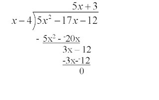 MathCuer: Precalculus 2.3 Real Zeros of Polynomial Functions