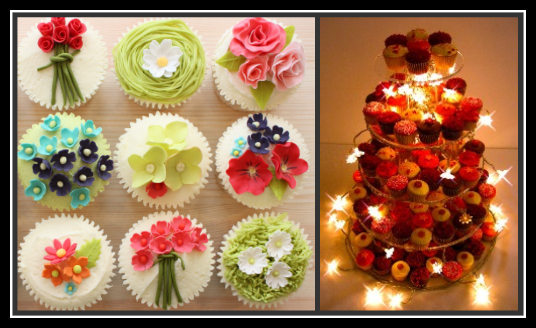 All About Food: The Cupcake History