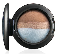 MAC In the Groove Mineralize Eyeshadow Duo SOFTEN THE MOOD