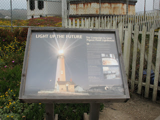 Save the Lighthouse Campaign Sign