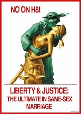 No on H8! - Liberty and Justice: the ultimate in same-sex marriage