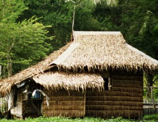 The original Nipa Hut Philippines