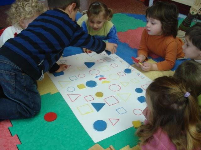 Jocs matemàtics: BLOCS LÒGICS