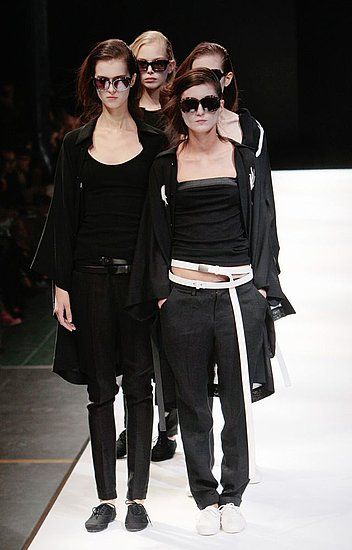 Cool Chic Style Fashion - Yohji Yamamoto Spring 2009 at Paris Fashion Week