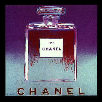 Chanel No. 5 by Andy Warhol, 1985