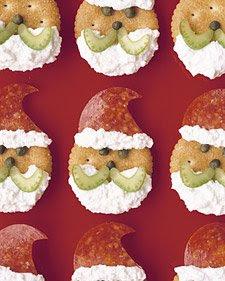 Antipasti Di Natale Gnam Gnam.Antipasti Natalizi Con Foto