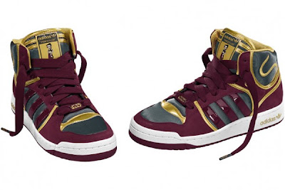 Star Wars x adidas Originals - Slave Princess Leia Organa Sneakers