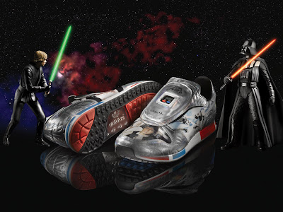 Star Wars x adidas Originals - Star Wars Famous Scenes Micropacer