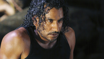Lost - What Kate Does - Naveen Andrews as Sayid Jarrah