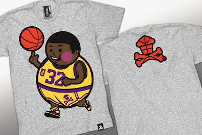 Johnny Cupcakes x NBA The Dream Team T-Shirts - Big Kid Johnson T-Shirt (Online Exclusive)