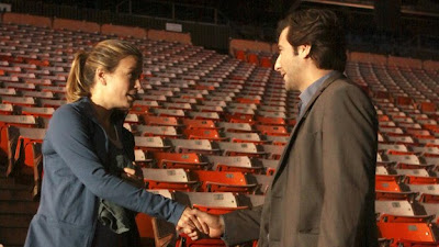 Lost - Happily Ever After - Sonya Walger as Penelope Widmore & Henry Ian Cusick as Desmond Hume