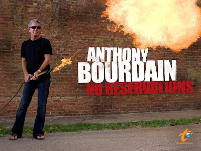 Anthony Bourdain: No Reservations on the Travel Channel